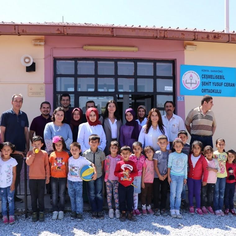 Koyuncu Grup, 'Çocuklarımız Geleceğimiz' Projesi ile 500 Öğrenciye Ulaştı
